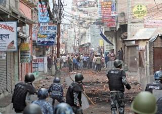Urban Uprising – Kathmandu
