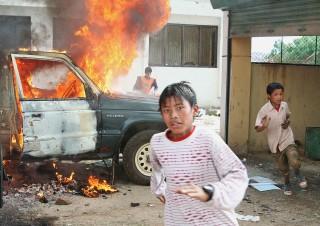 Ministry Burning – Patan, Nepal