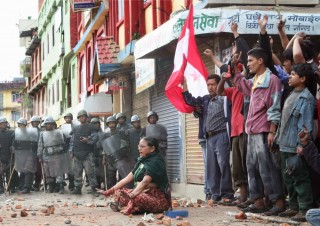 The Peacemaker – Kathmandu