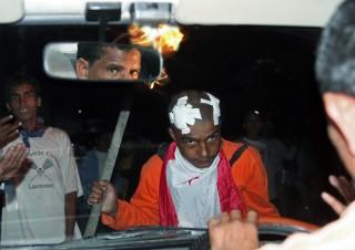 Midnight Confrontation – Kathmandu