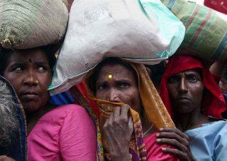 Tarai Women, Kathmandu